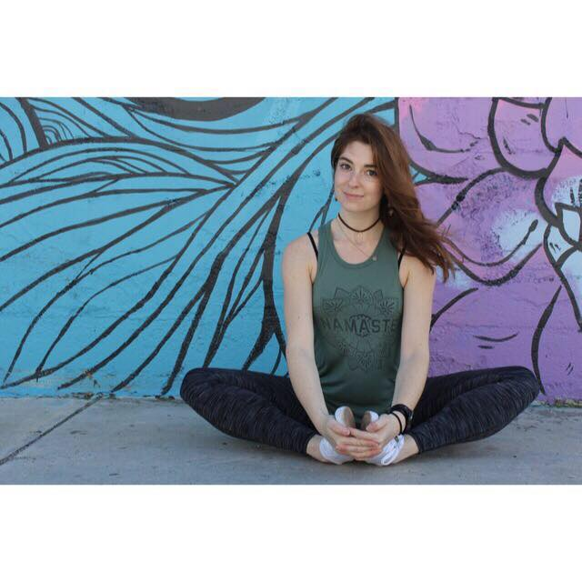 ANGELA ARRIVO The YOGA TEACHER at Yoga Fun Day Will Be Teach at Santa Clara Yoga Festival
