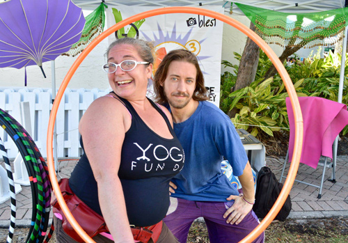 delray beach yoga fun day yoga festival south Florida