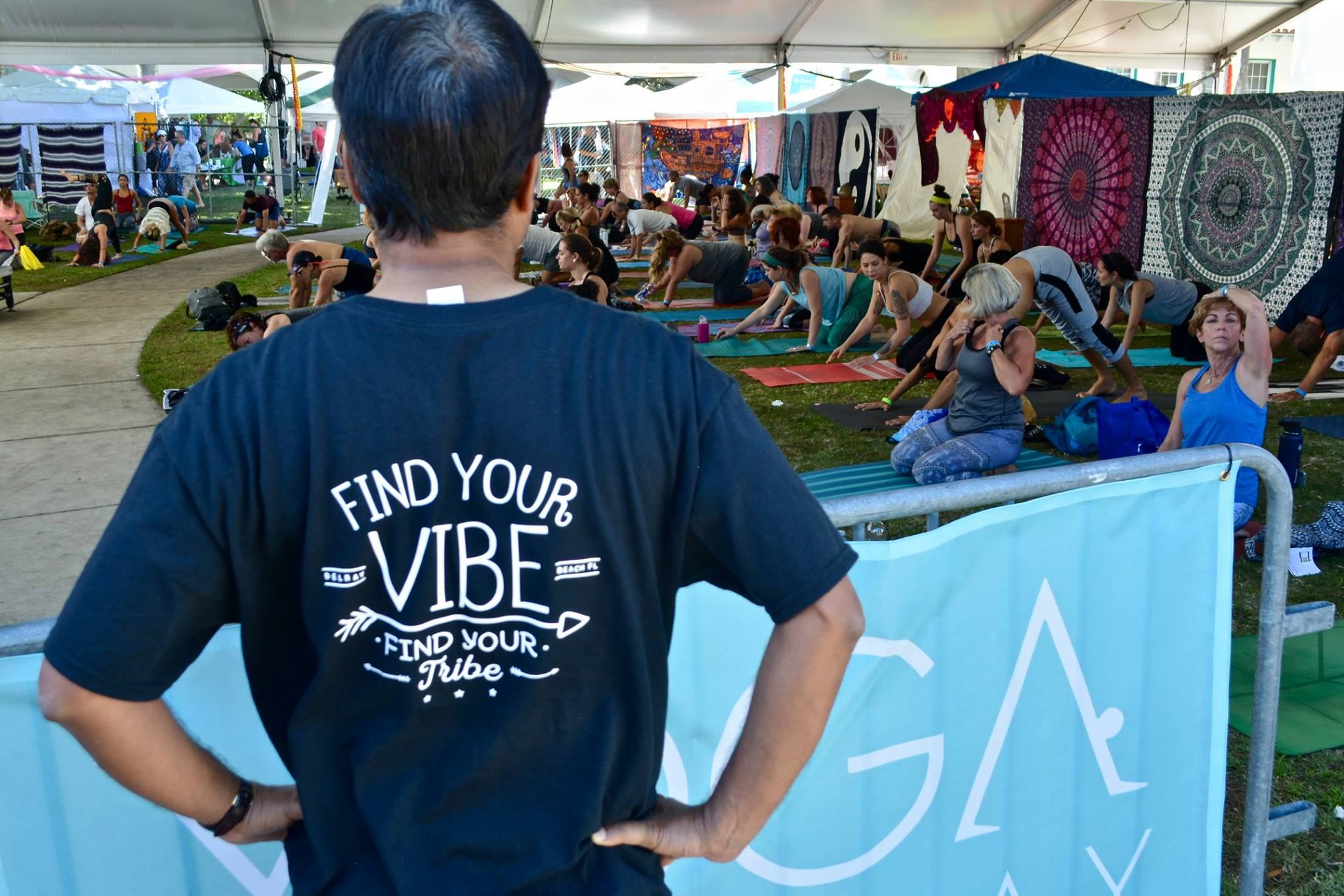 Yoga Fun Day Evangelist Best Yoga Festival South Florida