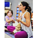 GALI McCLURE The YOGA TEACHER at Yoga Fun Day Will Be Teach at Santa Clara Yoga Festival