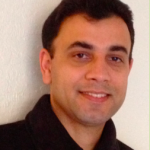 VIVEK SHARMA The HATHA YOGA TEACHER at Yoga Fun Day Will Be Teach at Santa Clara Yoga Festival