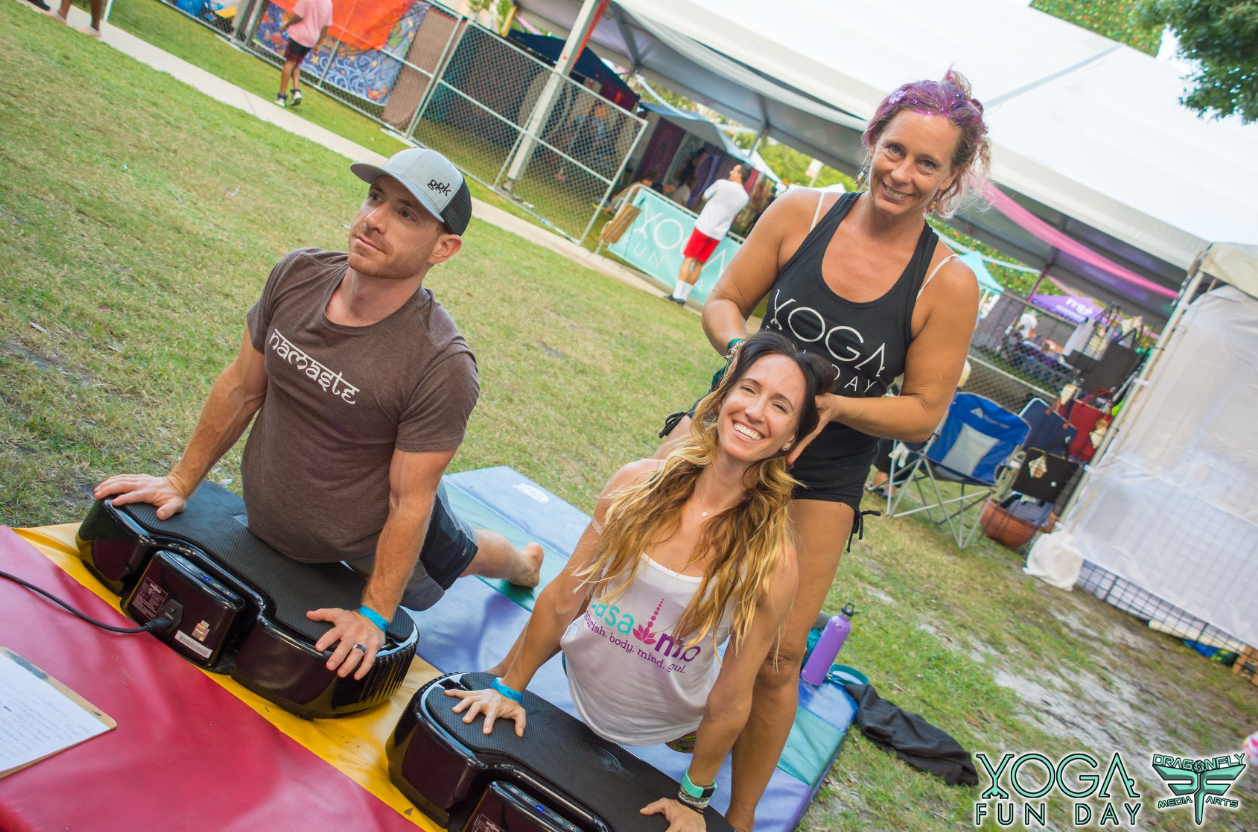 yoga fun day yoga festival south Florida yoga events