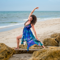 AMY SHINE the Ecstatic Dance & Access Consciousness Facilitator at Yoga Fun Day will be teaching at this Miami Yoga Festival