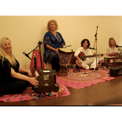 IVONNE HERNANDEZ the Mystic Mantra Band at Yoga Fun Day will be perform at this Miami Yoga Festival