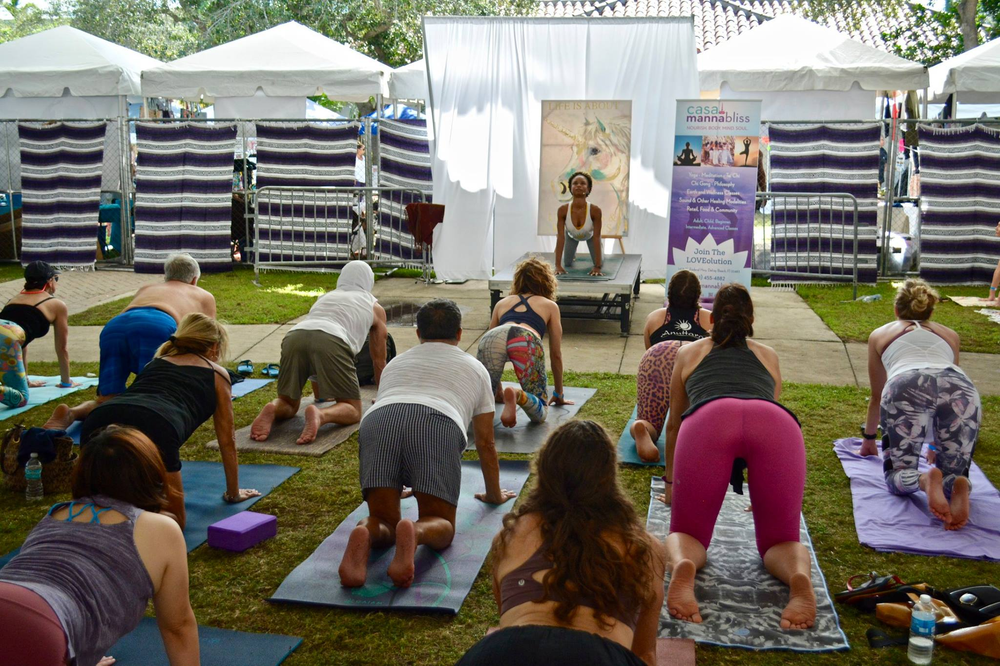 Yoga Fun Day Yoga Festival