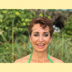 ATHENA ALLEN The Restore your Mind, Body and Spirit Yoga Teacher at Yoga Fun Day Will Be Teach at Space Coast Yoga Festival