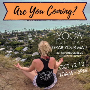 Space Coast Yoga Festival