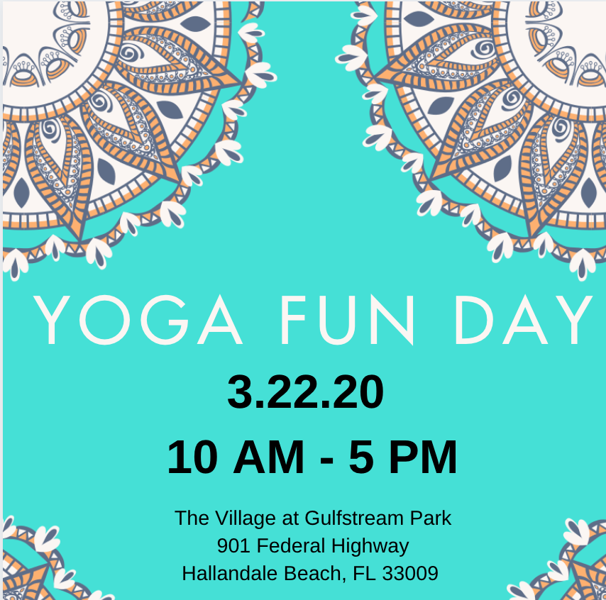 Yoga Fun Day Miami