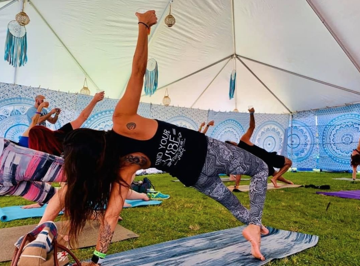 Best Yoga Festival in Miami
