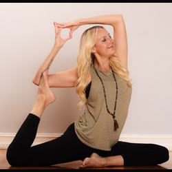 MICHELLE MORRIS the Gentle Meditative Flow mix between yin and restorative at Yoga Fun Day will be teaching at this Miami Yoga Festival