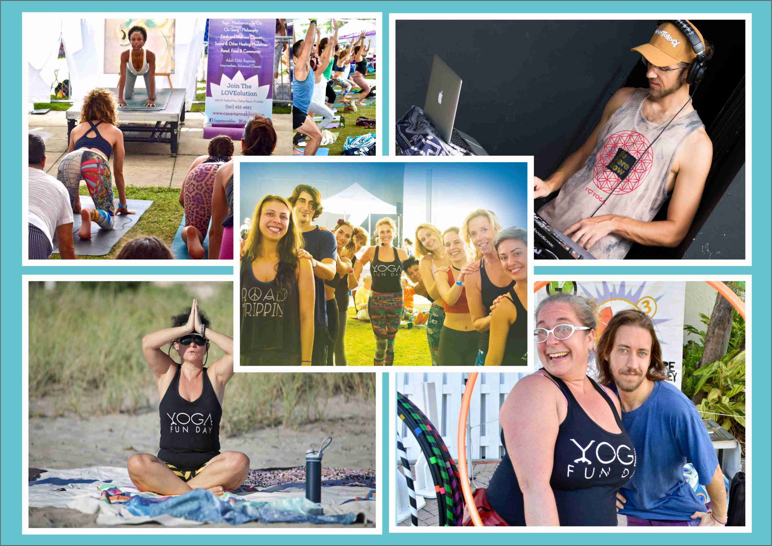 The Premiere Yoga Festival in South Florida
