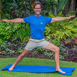 Will Thomas the Stretching YOGA TEACHER at Yoga Fun Day will be teaching at this Miami Yoga Festival